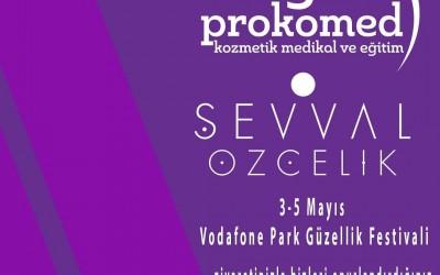3-5 Mayıs İstanbul Vodafone Park Güzellik Festivali