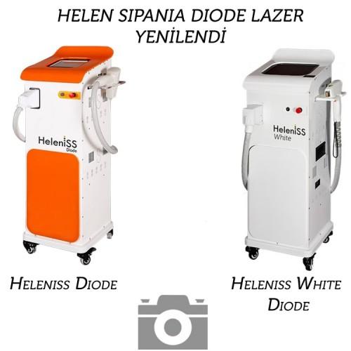 Helen Sipania Diode Lazer